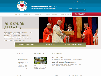 SW PA Synod of the ELCA