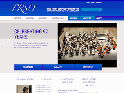Fall River Symphony Orchestra